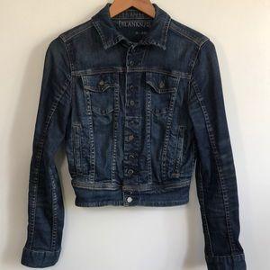 BLANKNYC Slightly Distressed Jean Jacket Sz XS